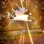 Wunderschöne Morgenstimmung