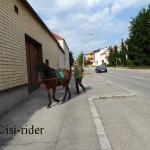 Fahren vom Boden mitten in Rohrbach